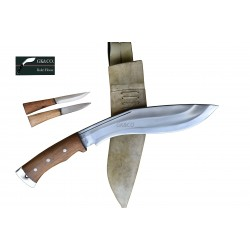 Genuine Gurkha Kukri- 11 Inch AEOF Afghan Official Issued  Handmade by GK&CO. Kukri House