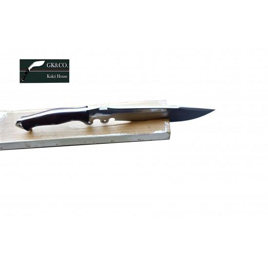 12 Inch  Gurkha Blade Everest Bowie knife-khukuri machete, Hand Made knife-In Nepal by GK&CO. Kukri House