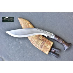 "12 Inch WWI Historical ""Hanshee"" Kukri Hand Made knife-In Nepal by GK&CO. Kukri House"