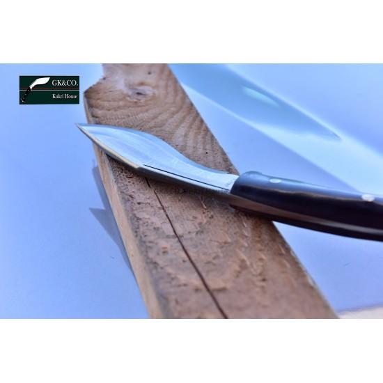 "6"" AEOF Afghan Official Issued Genuine Gurkha Kukri Handmade (Kitchen knife) GK&CO.Kukri House"