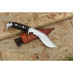 Genuine Gurkha Kukri-6 Inch  Chukuri or Double Khukuri- Handmade by GK&CO.Kukri House