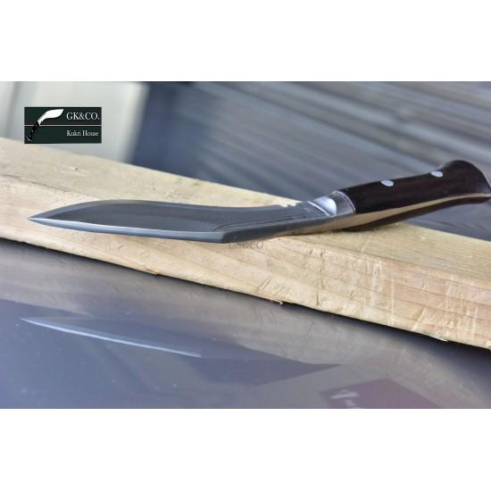 GenuineGurkha Kukri-6 Inch Panawal Angkhola Khukuri- Handmade(Kitchen knife) GK&CO.Kukri House
