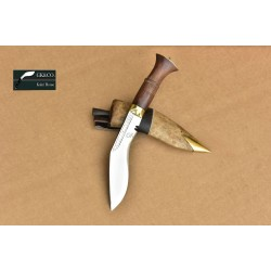 6 Inch Super Mini Jungle White Case Handmade Knife (Kitchen knife) GK&CO.Kukri House