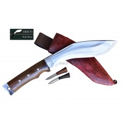 Genuine Gurkha Knife 8 Inch Blade Afghan kukri, Hand Made khukuri by GK&CO. Kukri House