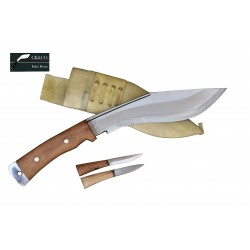 Genuine Gurkha Kukri-8 Inch  Afghan White Hand Made  by GK&CO. Kukri House