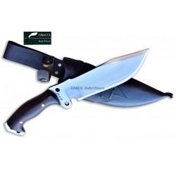 8 Inch  Gurkha Blade Everest Bowie knife-khukuri machete, Hand Made knife-In Nepal by GK&CO. Kukri House