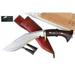 8 Inch Blade WWI Historical Gurkha Kukri knife Blocker Handle Hand Made knife-In Nepal by GK&CO. Kukri House