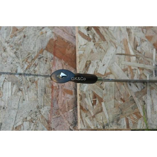 Traditional Gurkha Knife - 9 Inch  Special 3 Chirra (3 Fuller) Cheetlange Handmade knife-In Nepal by GK&CO. Kukri House
